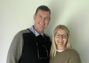 David and Donna Harpur